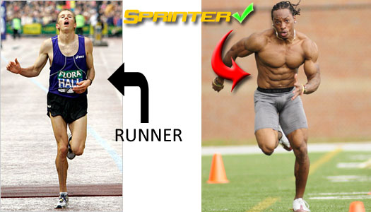 runner-sprinter